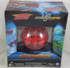 New Air Hogs Atmosphere RC Auto-Hover Technology Flying Toy Helicopter Red