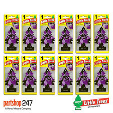 12 x Relax Little Trees Magic Tree Car Home Air Freshener Freshener