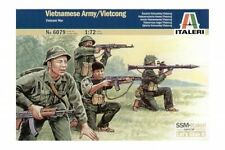 ITALERI 6079 1/72 Vietnamese Army / Vietcong