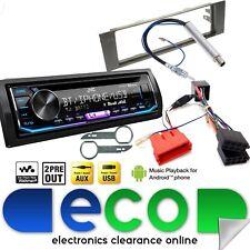AUDI A4 00-05 B6 JVC Bluetooth CD MP3 USB posteriore BOSE Kit di aggiornamento Stereo Auto