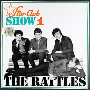 THE RATTLES, STAR-CLUB SHOW 1, ORIGIAL VINYL 1965