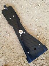 Kased Plates '87-'06 YAMAHA BANSHEE 6MM BLACK Lifetime Warranty Frame Skid Plate