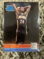 2010-11 Donruss Rated Rookie Paul George RC #237 SHARP! PSA / BGS Ready Invest📈