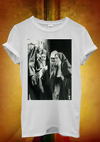 Bad Nuns Smoking Sister Religion Cool Men Women Unisex T Shirt Tank Top Vest 561