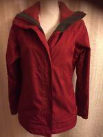 Ladies Columbia Interchange Jacket Without Liner Size S