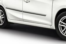 Nissan Pulsar (2014 >) Genuine Body side mouldings - Metallic grey  KE7603Z020GR