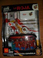 España LA ROJA Nintendo 3DS Pack Selección Española soccer football fútbol