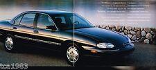 1995 CHEVY Brochure:CAMARO,BERETTA,CORVETTE,CAPRICE,MONTE CARLO,LUMINA,IMPALA,95