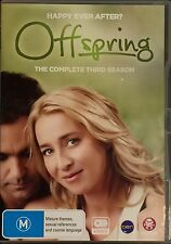 Offspring : Series 3 (DVD, 2012, 4-Disc Set)  BRAND NEW NOT SEALED