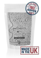 Oral Elemental EXtra Zinc 30mg Tablets BritVits