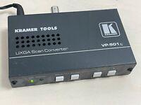 Kramer Tools Vp-501Xl Video Uxga Scan Converter With Psu