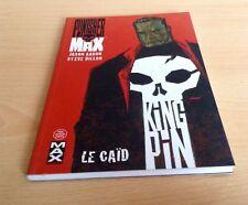 """Lot comics """"Punisher Max"""" par Jason Aaron/Steve Dillon (Panini)"""