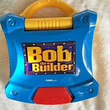 Tiger 2001 Bob the Builder Learning Laptop Computer Battery operated Music (W)