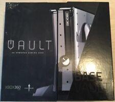 Xbox 360 Slim * Calibur 11 3D Armored Gaming Console Vault Case Casing NEW Boxed