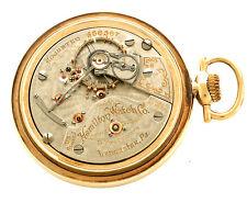 18 Size 23 Jewel Hamilton 946 Railroad Pocket Watch Ca1905