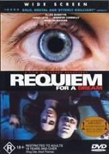 Requiem For A Dream (DVD, 2001) R18+ Movie_Jennifer Connely_Ellen Burstyn