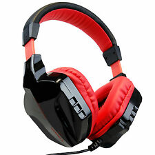 CT-820 3.5mm Jack PC Computer Laptop Gaming Headphone Headset With Microphone