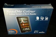 """Pantalla de color BINATONE Read Me 7"""" e-book Lector-Regalo De Navidad-Nuevo"""
