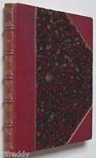 Tiphaine - préface d'Alexandre Dumas fils, reliure cuir, Calmann Lévy 1880