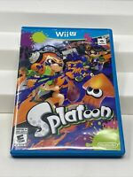 Splatoon (Nintendo Wii U, 2015)Video Game