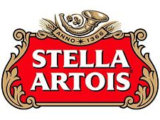 Stella Artois High Quality Metal Magnet 3 x 4 inches 9474