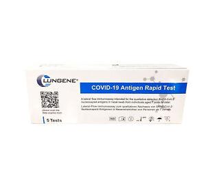 Clungene RAPID Test Antigen-Schnelltest Selbsttest BfArM Schnelltestkit LUNGENE
