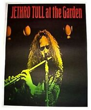 "Jethro Tull at the Garden' Vintage 28""x22"" Poster"
