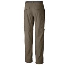 Columbia Mens Big Tall Silver Ridge Hiking Camping Convertible Pants 52x34 XXXXL