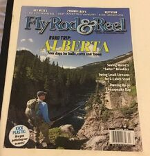 Fly Rod And Reel Magazine Alberta Four Days For Bulls Cuts And Bows Autumn 2016