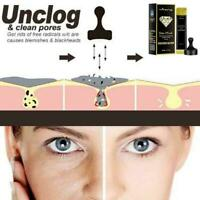 Face Mask Rich Magnetic Pore Cleansing Removes Skin Control Cleaning Black B7T6