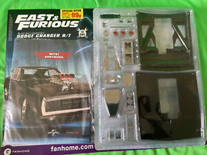 Fast and Furious Dodge Charger R/t Model And magazine part one
