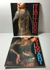 Tattoos And Tattoo Art Books By Doralba Picerno
