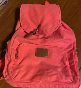 PINK VICTORIA SECRET pink backpack