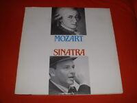 "MOZART - SINATRA "" Disco Lp doppio vinile 33 giri"