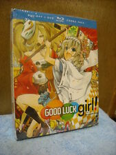 Binbo-Gami Ga Good Luck Girl: The Complete Series - SAVE (Blu-ray/DVD) anime