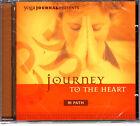 YOGA JOURNAL PRESENTS : M PATH - JOURNEY TO THE HEART - CD ( NUOVO SIGILLATO )