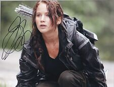 Jennifer Lawrence ++ Autogramm ++ American Hustle ++ X-Men ++ Tribute von Panem