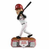 Mike Trout Los Angeles Angels Stadium Lights Special Edition Bobblehead MLB