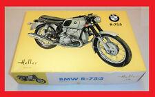 HELLER 1/8 BMW R-75/5  VINTAGE RARE  !!!!  réf L990