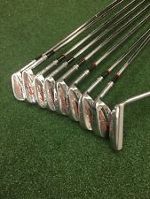 Tommy Armour Silver Scot Irons And Matching Putter. Emulate Macgregor 985