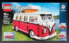 10220 LEGO Creator: Volkswagen T1 Camper Van: New in Sealed Box: Retired