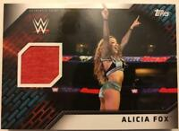 2018 Topps WWE Women's Division Evolution Shirt Relics Pick From List All Sets
