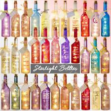 Starlight Bottles Wine LED Light Up Home Decoration Gift For Mum Friends Sister