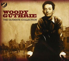 WOODY GUTHRIE  50 Greatest Hits* Import 2-CD BOX SET *Orig Songs * NEW & SEALED