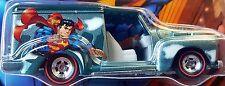 Hot Wheels 2016 Pop Culture Custom '52 Chevy Real Riders Superman v Batman DJG91
