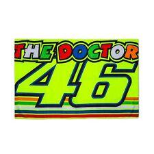 VR46 THE DOCTOR 46 BANDANA COTONE POLIESTERE DIMEN. 50x50 cm VALENTINO ROSSI