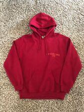 I Feel Like Ye I Feel Like Pablo Hoodie Sweatshirt Dark Red Gildan Sz M