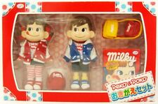 Peko chan & Poko chan Figure Doll Box Set RARE 2006 Fujiya Japan Free Shipping