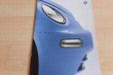 104390) VW New Beetle Generation Prospekt 08/2001