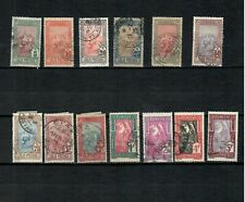 Tunisia  French Colonies Collection OF TAXE USED SET OF STAMPS LOT ( Tunisie 61)